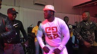 L'incroyable Show de Balla Gaye 2 à la soirée de Pape Diouf en GAMBIIE