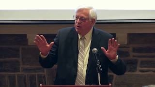 Dennis Prager Speaks at the Regina Angelorum Academy Fundraiser