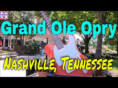 The Grand Ole Opry – Nashville, Tennessee (TRAVEL GUIDE) | Episode# 4