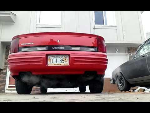 95 Cutlass supreme 3.4l lq1 exhaust- no cat or res