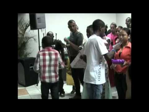 Youth Outreach 19-12-2012