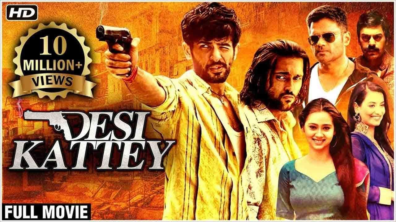 Download Desi Kattey Full Movie | Sunil Shetty, Jay Bhanushali | Bollywood Blockbuster Action Movies