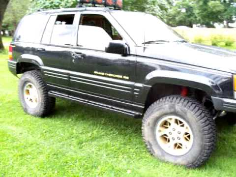 1997 jeep grand cherokee zj youtube. Black Bedroom Furniture Sets. Home Design Ideas