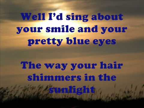 Put You In A Song - Keith Urban (lyrics) - YouTube