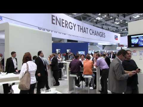 Impressions from Intersolar 2013: Innovation for the Energy Supply of Tomorrow