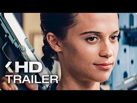 TOMB RAIDER Trailer German Deutsch (2018)