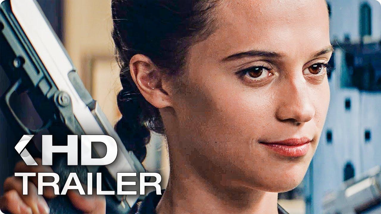 Tomb Raider 2019 Trailer Deutsch