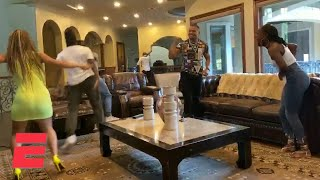 Antoine Winfield Jr.'s family erupts after getting picked by Buccaneers | 2020 NFL Draft