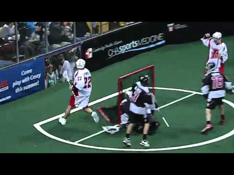 Dan Dawson Highlights Boston Blazers 2011