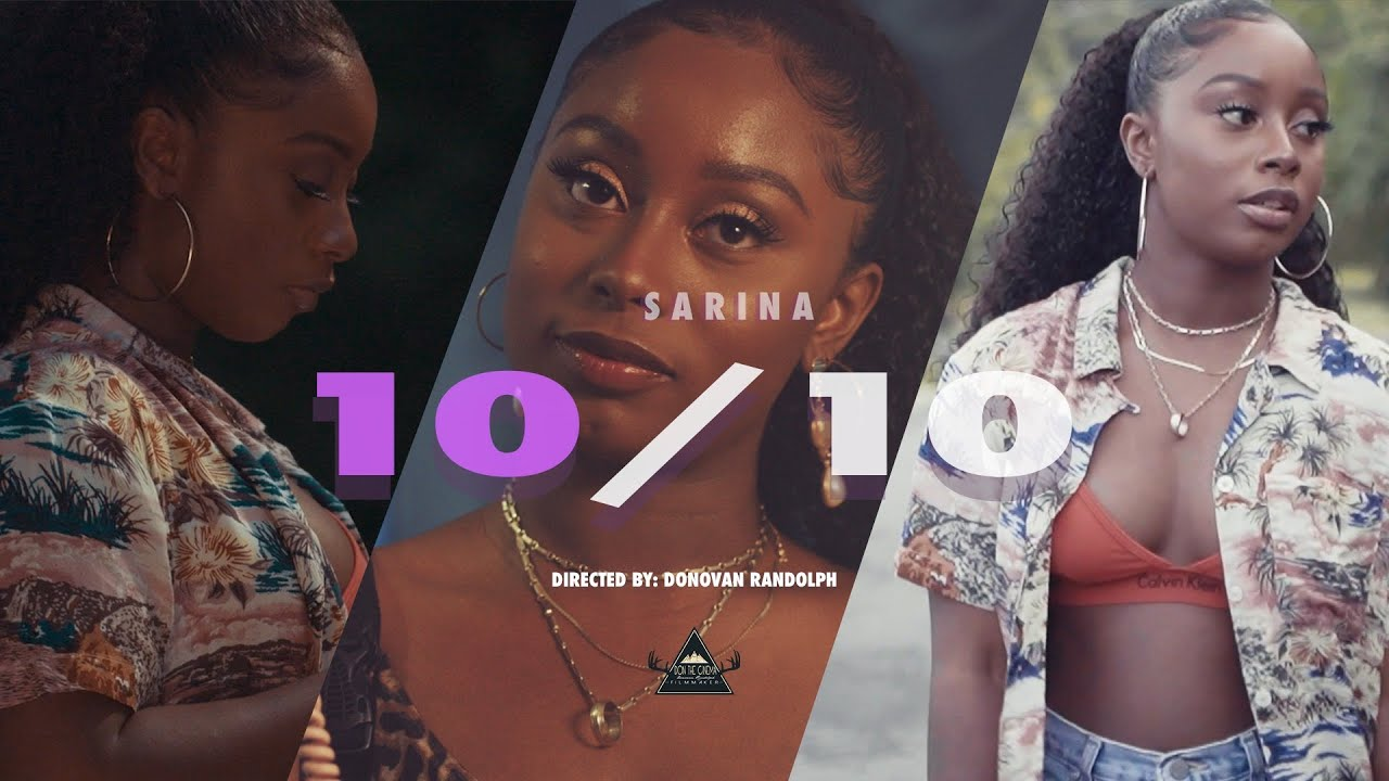 Sarina - 10/10 (Official Music Video)