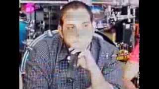 Entrevista a la Tropa de Baco en Megamuzic, con Marvin Espinal, 2005