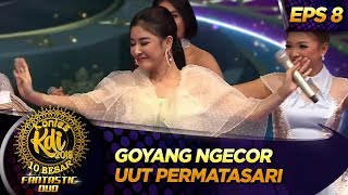 Download Lagu GOYANG NGECOR! Uut Permatasari [PUTRI PANGGUNG] - Kontes KDI Eps 8 (9/9) mp3