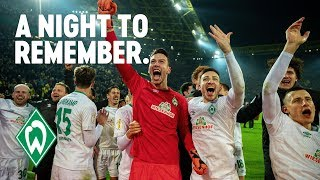 DFB-POKAL: Borussia Dortmund - SV Werder Bremen - Highlights