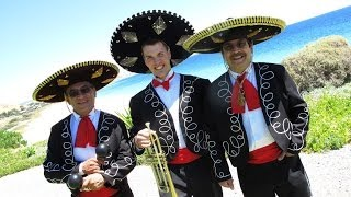 The Mexican Mariachi Band with Trumpet