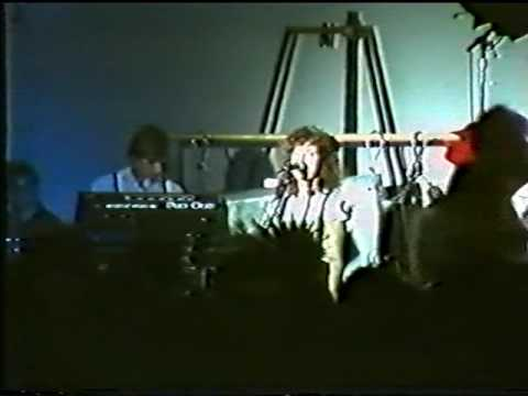 Fad Gadget Lemmings On Lovers Rock Live Berlin Loft 29/10/83