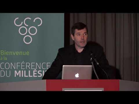 2017 Bourgogne Conference du Millesime - Eric Grandjean