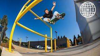 Feeling Sweet, Getting Weird | Brendan Keaveny, Tanner Burzinsky, and Nick Suarez Skate San Diego