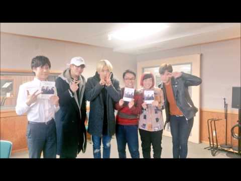 F.CUZ@KBS KYOTO RADIO(2017.03.02)
