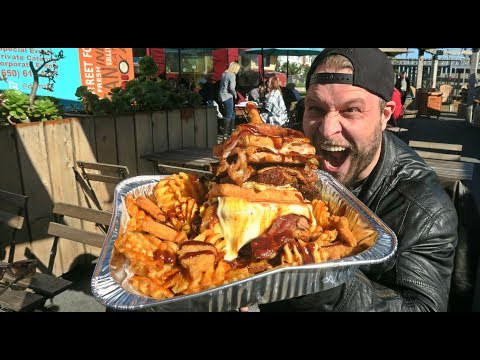 Furious World Tour | San Francisco - 10lb Ice Cream & Food Truck Challenges, Best Restaurants & More