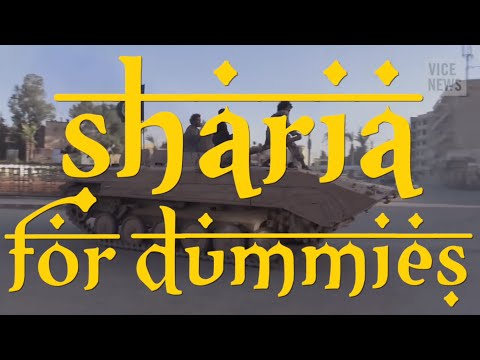 Sharia for Dummies