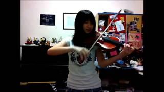 Gambar cover Violin- Endless Story [ REIRA / Yuna Ito ]
