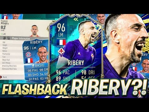 Franck Ribery Added To FIFA 20 Ultimate Team?