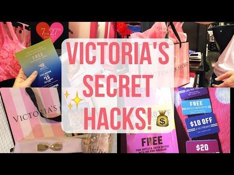 Victorias Secret Hacks Get Free Things Huge Discounts