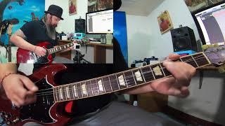 COKVLOG #49!!! CAHAYA BULAN GUITAR TUTORIAL!