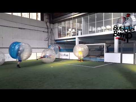 BUBBLE BUMP LYON - TEAM YANN RED BULL