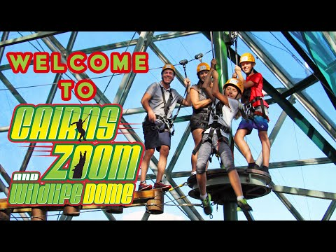 Things to do in Cairns - Cairns Zoom & Wildlife Dome