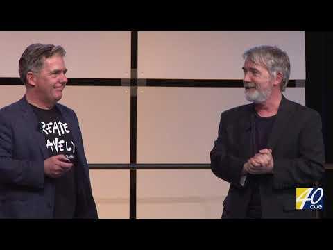 #CUE18 -  Paul & Peter Reynolds Keynote