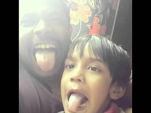 Funny kid arnav