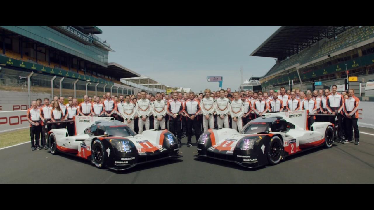 Porsche 39 s qualifying results for the 2017 24 hours of le - Le fenetrier le mans ...