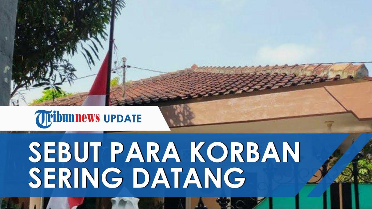 Bendera Setengah Tiang Berkibar di Rumah Mantan Komandan KRI Nanggala, Terus Nangis saat Tahu Kabar