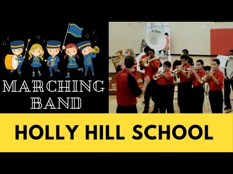 Holly Hill School Marching Band Song #1