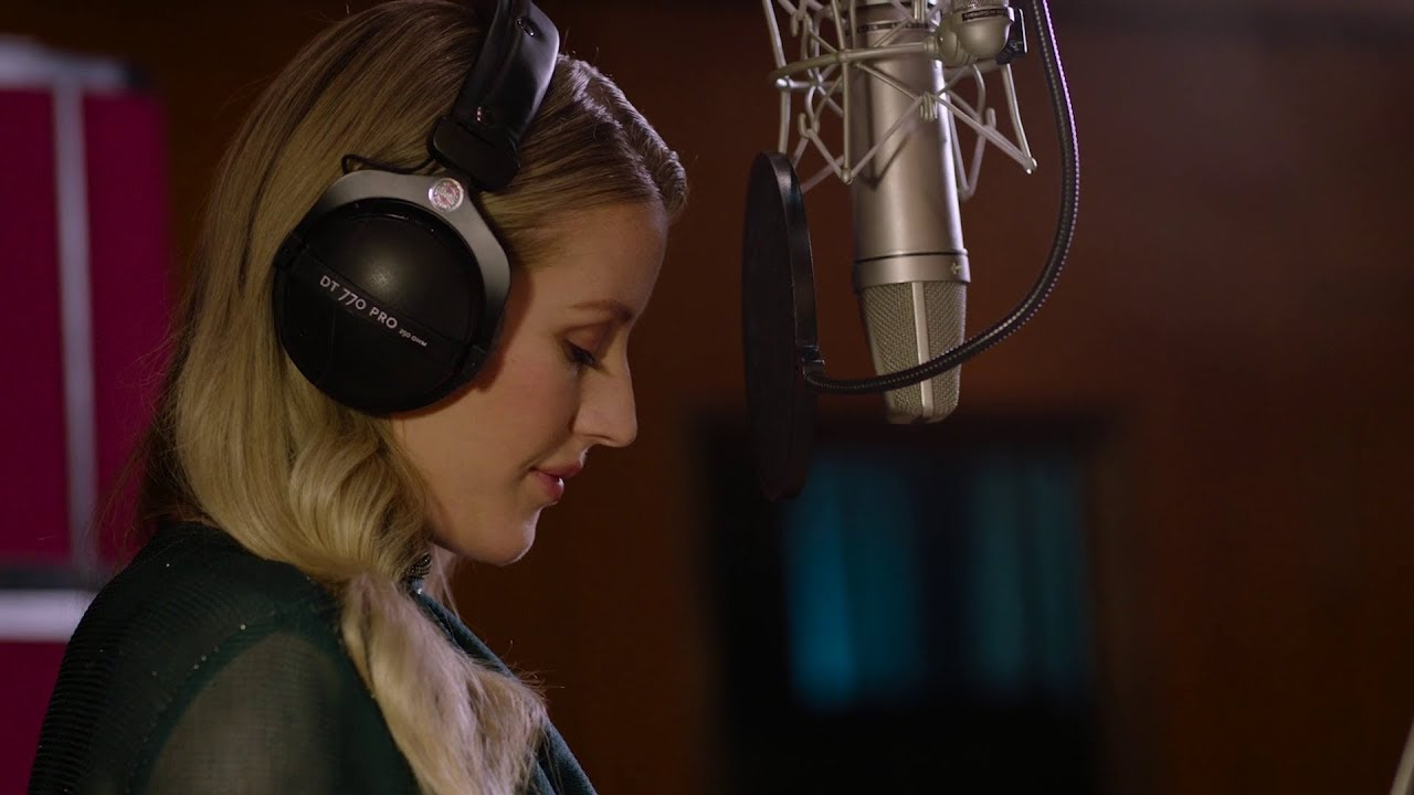 Listen To Ellie Goulding S New Version Of Joni Mitchell S