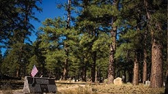 Arizona post maintains cemetery inside Grand Canyon National Park