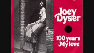 Joey Dyser 100 years german version