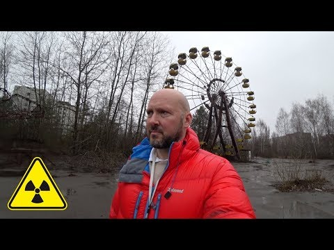 Inside Chernobyl's Abandoned Ghost Town | Pripyat