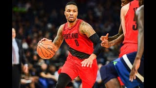 damian lillard highlights 2017 2018 mix playinwitme