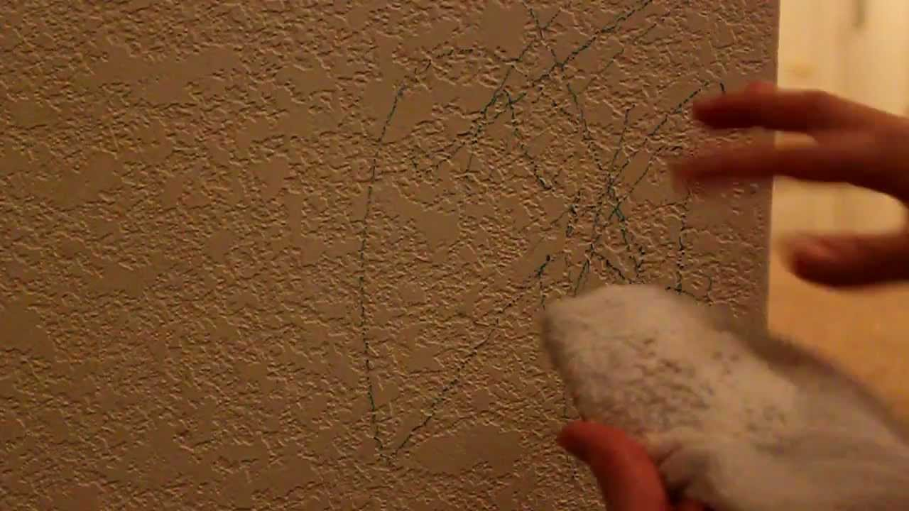 High Quality Easy To Remove Crayon Or Marker From Wall