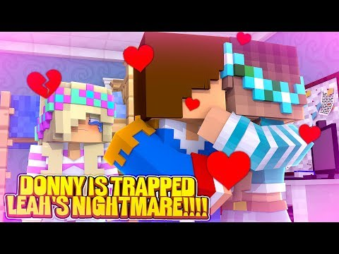 Minecraft LITTLE DONNY IS BACK WITH ASHLEY-MY WORST NIGHTMARE!!!