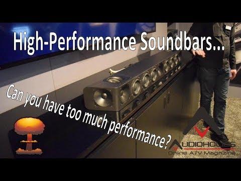 CES 2018 Recap - Best Sound Bars Comparison