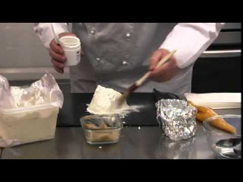 Titanic inspired iceberg dessert by Heston Blumenthal