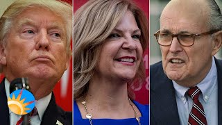 'We need you to stop the counting': President Trump's allies pressure Maricopa County supervisors