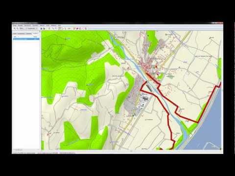 Garmin Mapsource Topo France Préparer des parcours - traces