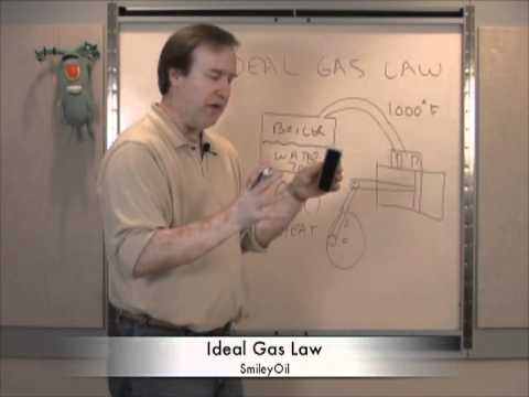 #8 Ideal Gas Law