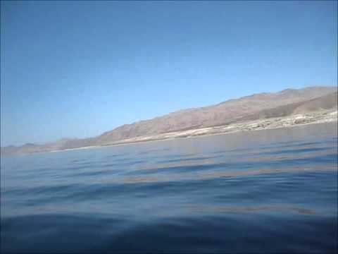 Boat Ride at Lake Mead