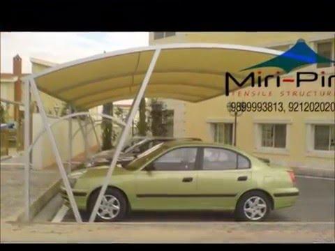 Latest Car Parking Design, Folding Portable Garage ...