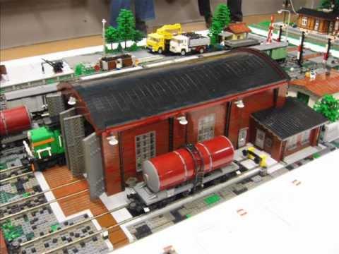 Lego Fan Weekend Sk 230 Rb 230 K D 228 Nemark Teil 2 City Und